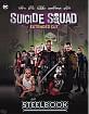 Suicide Squad (2016) 3D - HDzeta Exclusive Limited Lenticular Full Slip Joker Edition Steelbook (CN Import ohne dt. Ton) Blu-ray