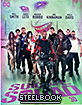 Suicide Squad (2016) 3D - Novamedia Exclusive Limited Lenticular Slip Steelbook (Blu-ray 3D + Blu-ray) (KR Import ohne dt. Ton) Blu-ray