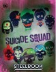 Suicide Squad (2016) 4K - HDzeta Exclusive Limited Steelbook Ultimate Box Set Edition (CN Import ohne dt. Ton) Blu-ray