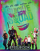 Suicide Squad (2016) 4K - Manta Lab Exclusive Limited Lenticular Slip Steelbook (4K UHD + Blu-ray) (HK Import ohne dt. Ton) Blu-ray