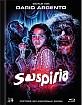 Suspiria (Restored 40th Anniversary Edition) (Limited Mediabook Edition) Blu-ray