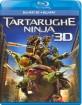 Tartarughe Ninja (2014) 3D (Blu-ra 3D + Blu-ray) (IT Import) Blu-ray