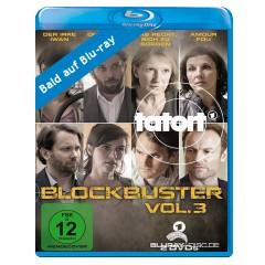 Tatort-Blockbuster - Vol. 3 (2-Disc Set) Blu-ray