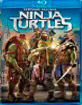 Teenage Mutant Ninja Turtles (2014) (ES Import) Blu-ray