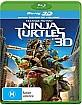 Teenage Mutant Ninja Turtles (2014) 3D (Blu-ray 3D + Blu-ray) (AU Import ohne dt. Ton) Blu-ray