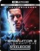 Terminator 2: Judgment Day 4K - Steelbook (4K UHD + Blu-ray + UV Copy) (US Import) Blu-ray
