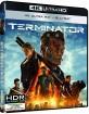 Terminator: Génesis 4K (4K UHD + Blu-ray) (ES Import) Blu-ray