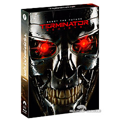 Terminator: Genisys 3D - Plain Archive Selective Exclusive Limited Lenticular Slip Edition Steelbook (KR Import ohne dt. Ton) Blu-ray