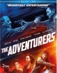 The Adventurers (2017) (Blu-ray + DVD) (Region A - US Import ohne dt. Ton) Blu-ray