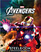 The Avengers 3D - Novamedia Exclusive Limited Full Slip Type A Edition Steelbook (Region A - KR Import ohne dt. Ton) Blu-ray