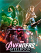 The Avengers 3D - Novamedia Exclusive Limited Lenticular Edition Steelbook (Region A - KR Import ohne dt. Ton) Blu-ray