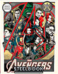 The Avengers - Blufans Exclusive Limited Mondo X Steelbook Variant Slip Edition (CN Import ohne dt. Ton) Blu-ray