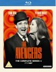 The Avengers: The Complete Series 4 (UK Import) Blu-ray