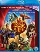 The Book of Life (2014) 3D (Blu-ray 3D + Blu-ray + UV Copy) (UK  Blu-ray