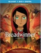The Breadwinner (2017) (Blu-ray + DVD + UV Copy) (US Import ohne dt. Ton) Blu-ray