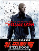The Equalizer (2014) - Limited Edition Steelbook (TW Import ohne dt. Ton) Blu-ray