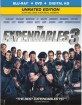 The Expendables 3 - Unrated and Theatrical Edition (Blu-ray + Digital Copy + UV Copy) (Region A - US Import ohne dt. Ton) Blu-ray