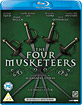The Four Musketeers (UK Import) Blu-ray