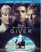 The Giver (2014) (Blu-ray + DVD + Digital Copy + UV Ciopy) (Region A - US Import ohne dt. Ton) Blu-ray