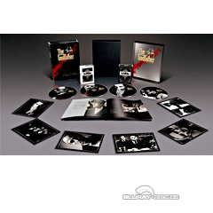 The Godfather Trilogy - Blufans Exclusive Limited Clear Slip Edition Steelbook (CN Import ohne dt. Ton) Blu-ray