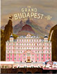 The Grand Budapest Hotel - KimchiDVD Exclusive Limited Full Slip Edition Steelbook (KR Import mit dt. Ton) Blu-ray