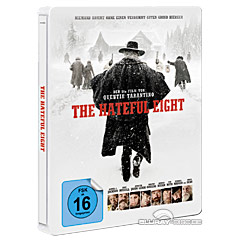 The Hateful Eight (Limited Steelbook Edition) Blu-ray