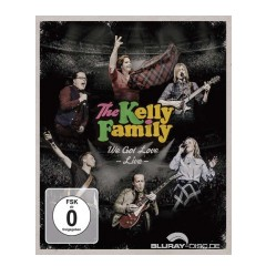 The Kelly Family - We Got Love (Live) Blu-ray