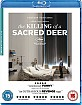 The Killing of a Sacred Deer (UK Import ohne dt. Ton) Blu-ray