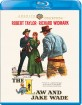 The Law and Jake Wade (1958) - Warner Archive Collection (US Import ohne dt. Ton) Blu-ray
