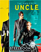 The Man from U.N.C.L.E. - HDzeta Exclusive Limited Full Slip Edition Steelbook (CN Import ohne dt. Ton) Blu-ray