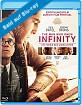 The Man Who Knew Infinity - Die Poesie des Unendlichen (CH Import) Blu-ray