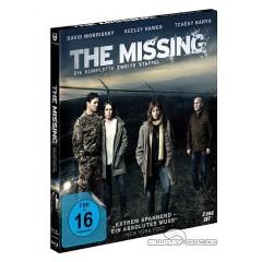 The Missing (2016) - Die komplette zweite Staffel Blu-ray