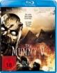 The Mummy V - Die Rache des Pharao Blu-ray