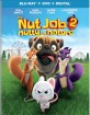 The Nut Job 2: Nutty by Nature (2017) (Blu-ray + DVD + UV Copy) (US Import ohne dt. Ton) Blu-ray