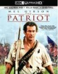 The Patriot 4K - Theatrical and Extended (4K UHD + Blu-ray + UV Copy) (US Import ohne dt. Ton) Blu-ray