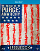 The Purge: Anarchy - Limited Edition Steelbook (TW Import ohne dt. Ton) Blu-ray