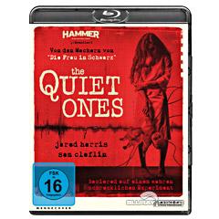 THE QUIET ONES BLU-RAY - The Quiet Ones (2014) Blu-ray ...