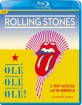 The Rolling Stones: Olé Olé Olé! - A Trip Across Latin America (2016) (US Import ohne dt. Ton) Blu-ray