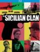 The Sicilian Clan (1969) (Blu-ray + DVD) (Region A - US Import ohne dt. Ton) Blu-ray