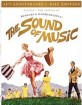 The Sound of Music - 50th Anniversary Ultimate Collector's Edition (Blu-ray + DVD + CD) (US Import ohne dt. Ton) Blu-ray