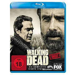 The Walking Dead - Die komplette siebte Staffel Blu-ray