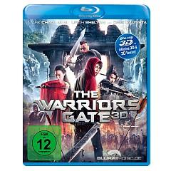 The Warriors Gate Blu-ray