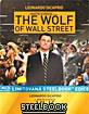 The Wolf of Wall Street - Limited Edition Steelbook (CZ Import ohne dt. Ton) Blu-ray