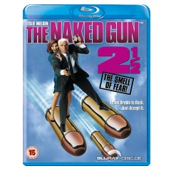 The Naked Gun 2 1/2: The Smell of Fear (UK Import) Blu-ray