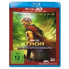 Thor: Tag der Entscheidung 3D (Blu-ray 3D + Blu-ray) Blu-ray