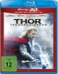 Thor: The Dark Kingdom 3D (Blu-ray 3D + Blu-ray) (CH Import) Blu-ray