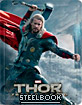 Thor: The Dark World 3D - Blufans Exclusive Limited Slip Steelbook (Blu-ray 3D + Blu-ray) (CN Import ohne dt. Ton) Blu-ray