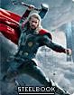 Thor: The Dark World - Steelbook (SE Import ohne dt. Ton) Blu-ray