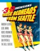Those Redheads From Seattle 3D (1953) (Blu-ray 3D + Blu-ray) (Region A - US Import ohne dt. Ton) Blu-ray