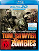 Tom Sawyer vs. Zombies 3D (Blu-ray 3D) Blu-ray
